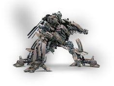 Transformers Grindor