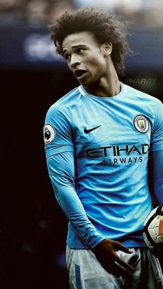 64130177a0d Soccer PinWire: Leroy Sane | MANCHESTER IS BLUE | Pinterest | Manchester  City .
