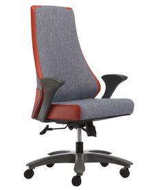 modern swivel ergonomic PU leather office chair with armrest Executive Office Chairs, Mesh Office Chair, Modern Chairs, Office Furniture, Pu Leather, China, Home Decor, Modern Adirondack Chairs, Decoration Home