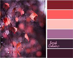Закат для русалки: Еще одно сочетание теплых и холодных тонов, но уже в разных тонах: от желто-красных, до синих и сине-зеленых. Это канареечный цвет (теплый желтый цвет), цвет манго, цвет марсала (холодный красный цвет), баклажановый, серо-синий цвет (теплый синий цвет), сине-зеленый цвет (холодный зеленый цвет), цвет кобальт (холодный синий цвет).