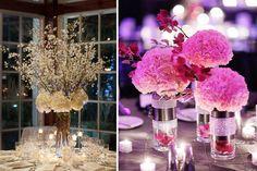 Flores boda claveles