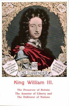 william of orange ira