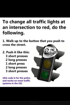 how to change traffic lights