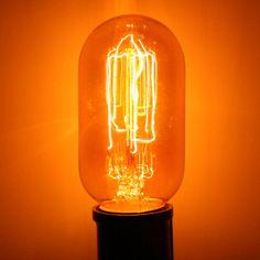 30 watt 120 volt Quad Loop Filament Radio Style Medium Screw Base Smoke Antique Light Bulbs, Quad, Household, Give It To Me, Glow, Smoke, Antiques, Base, Medium