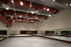 Dance Studio - I chose this because most dancers have attended or attend a dance studio where they practice.