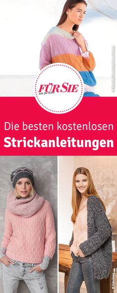 296 best Strick- und Häkelanleitungen images on Pinterest