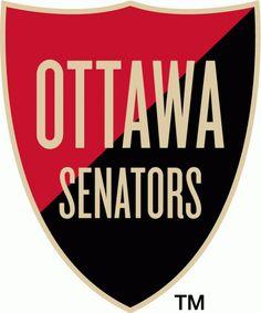 Ottawa Senators Alternate Logo on Chris Creamer's Sports Logos Page - SportsLogos. A virtual museum of sports logos, uniforms and historical items. Nhl Hockey Teams, Hockey Logos, Nhl Logos, Sports Logos, A Team, Team Logo, Nhl News, American Sports, Hockey Cards