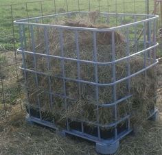 Diy Hay Feeder Luxury Viewing A Thread Sto Goat Hay Feeder Of Diy Hay Feeder Lovely Ibc tote Turned to Diy Hay Feeder for Calves Great for Goats or Diy Hay Feeder, Goat Hay Feeder, Hay Feeder For Horses, Horse Feeder, Feeding Goats, Raising Goats, Sheep Feeders, Round Bale Feeder, Goat Playground
