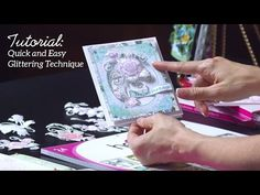 Have you caught yourself admiring those elegantly shaped, exquisitely colored and gorgeously dimensional roses on cards, layouts and altered art pieces but h...
