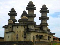 Liberia, mosque in Salaye