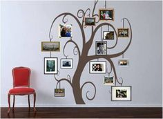 Family Trees - How to Make It Happen - Find Fun Art Projects to Do at Home and Arts and Crafts Ideas