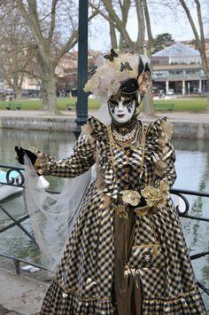 Carnaval venitien d'Annecy 2017