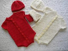 0-3 Month Button Up Vest/Onsie