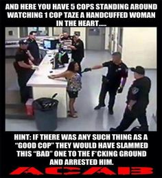 Good cops who stand up to injustice against the thin blue line tend to be ex cops either bullied off the force or those you hear from who joined to help people and then realized that is in no way a thing cops remotely do Are You Serious, Out Of Touch, Cops, Social Justice, That Way, Need To Know, In This World, Equality, Knowledge