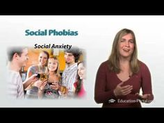 Psychology 101 - Psychological Disorders and Health Part (3/10) - Anxiety Disorders - YouTube