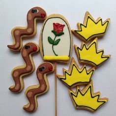 Little Prince Cookies!