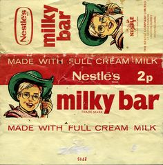 Now and then: chocolate packaging packaging-news-we… - Wanderlust Old Sweets, Vintage Sweets, Retro Sweets, Retro Advertising, Vintage Advertisements, Vintage Ads, Vintage Food, Retro Ads, Retro Posters