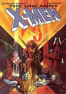 Bill Sienkiewicz Art - Uncanny X-Men