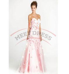 Floor Length Prom Dresses Gorgeous Sweetheart Applique Prom Dresses Evening Party Dresses