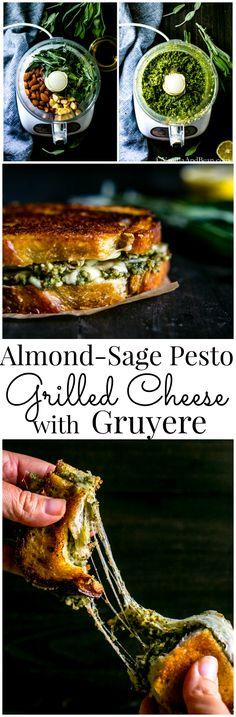 Almond-Sage Pesto Gr