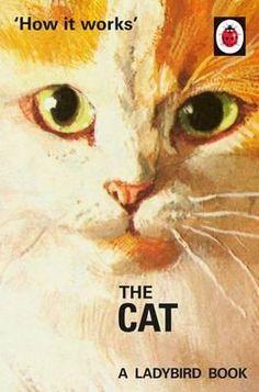 3278e4a0cc04e Jason Hazeley and Joel Morris - How it Works  The Cat (Ladybirds for Grown- Ups)