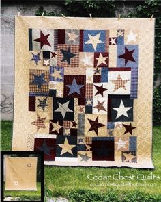 My Three Stars Buggy Barn Quilt