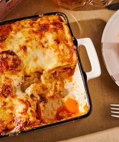 Lasagna, Ethnic Recipes, Kitchen, Food, Potato, Cooking, Kitchens, Essen, Meals