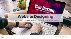 Website Designing - Creative, Professional Website Design for your Business. Visit Now:  http://webmobinfo.ch/website-development-services/