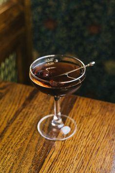 10 самых популярных коктейлей Москвы. Pedro Manhattan