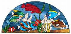Stained Glass Patterns Ocean Scenes - Bing images