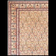N.W.Persian Rug - 21891 | Persian Formal Origin Persia, Circa: 1910 #antiquerug #rahmanan #persianeug #antiquerugstudio #nyc,