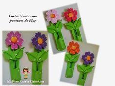 Pessoal, uma sugestão para o dia das mães, disponibilizado por Mil Flores Artes by Elaine Alves. Eu amei. Simples, útil e charmosa...   Ap...