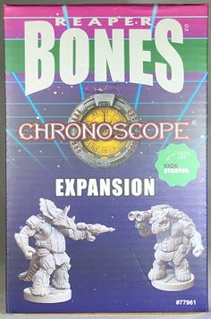 Geekly Insight: Bones 4 Chronoscope Expansion: Detailed look and r. Reaper Miniatures, How To Make Shorts, The Expanse, Bones, Insight, Dice, Legs