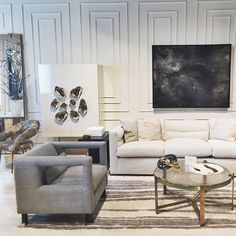 Entering the world of the ever-inspiring @kellywearstler at EJ Victor. Such a thoughtful and beautiful collection.  #hpmkt  #Regram via @luxemagazine
