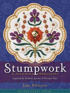 The 16 raised embroidery projects featured here are inspired by the breathtaking art of the Islamic world. Created by renowned designer Jane Nicholas, whose previous books on stumpwork and goldwork ha