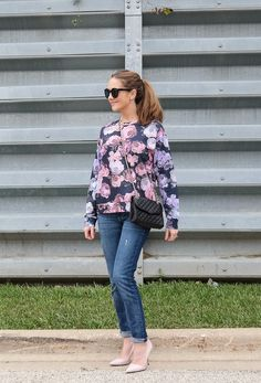 Wishes & Reality: Falling for Florals