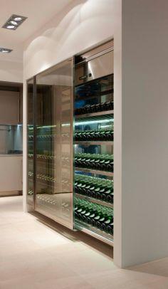 Wijnkelder op pinterest - Wijnkelder ...