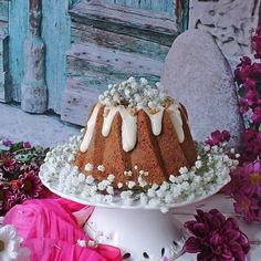 Bizcocho de las monjas [Mis Dulces Joyas] Sugar Free Carrot Cake, Glaze For Cake, Xmas Food, Healthy Pastas, Cupcake Cakes, Bundt Cakes, Pound Cake, Let Them Eat Cake, Afternoon Tea