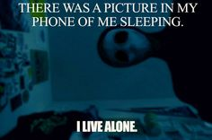 These two sentence horror stories might make you a little paranoid...