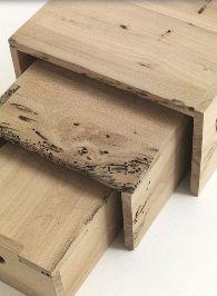 Mobili e complementi darredo in legno recuperato - Lavorincasa.it