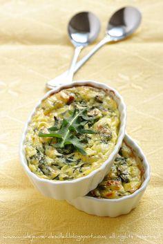Dandelion Clafoutis (recipe)