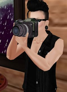 I taking the photo room kk