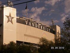 Vanderbuilt University in Nashville, TN — My alma mater: B.S. In Computer Science Engineering and Math, class of 1992