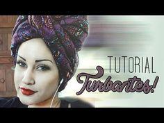 (Tutorial) Como Colocar Turbantes! - YouTube