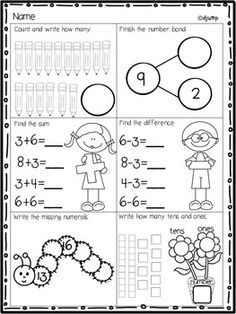 BUNDLED!  These printables will help you save valuable time and will give your little ones lots of skills practice. Just print and go and you are all set! Great for Morning work, Homework, Literacy Centers, math Centers or for a sub tub. These printables cover all of the Kindergarten Skills. View each unit for a complete list of the skills covered each month. NOTE: This bundle currently includes December, January, February, March, April, and May. August-November will be added.