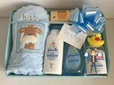 Baby Boy Gift Baskets, Baby Gift Hampers, Baby Shower Gift Basket, Diy Gift Baskets, Baby Hamper, Baby Gift Box, Baby Box, Baby Boy Gifts, Baby Shower Gifts