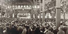 O congresso de 1922 em Cedar Point, Ohio, estava lotado