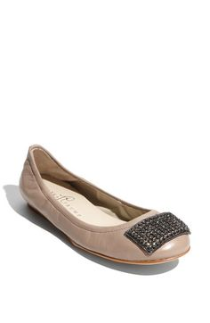 Ivanka Trump 'Clancey' Flat (Nordstrom Exclusive) available at #Nordstrom