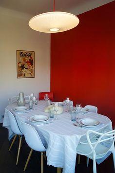 Location vacances appartement Biarritz: Salle à manger