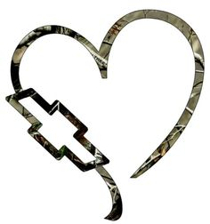 Like the camo heart but I think I'll do it in black with the confederate flag design in the Chevy symbol Country Girl Life, Country Girls, Country Outfits, Country Chic, Country Living, Lifted Trucks, Chevy Trucks, Big Trucks, Pickup Trucks